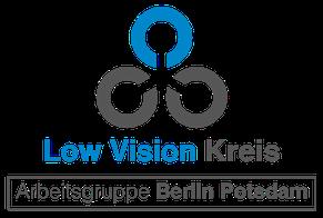 Logo Low Vision Kreis AG Berlin Potsdam
