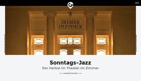 Sonntags-Jazz im Theater im Zimmer
