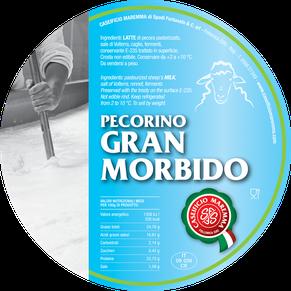 maremma pecora formaggio pecorino caseificio toscano toscana spadi follonica etichetta italiano origine latte italia gran morbido fresco