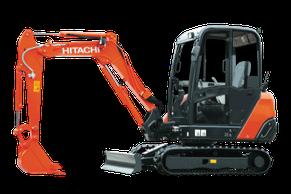Hitachi Minibagger