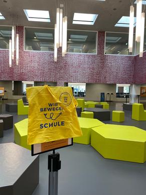 Wie bewegen die Schule auch an der PH Luzern.