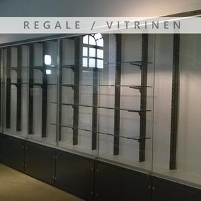 Glas, Regale, Vitrinen, Glasregal, Glasvitrine, Glasschleiferei Uwe Sieber, Crottendorf