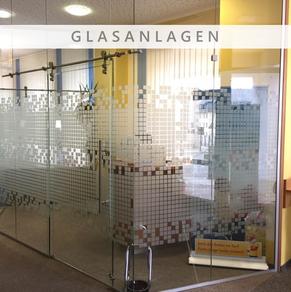 Glas, Glasanlagen, Ganzglasanlagen, Firma Glasschleiferei Uwe Sieber, Crottendorf, 09474