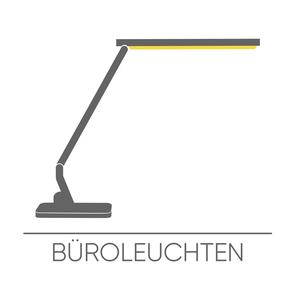 Beleuchtung von Büroräumen