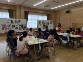宇都宮市の担当者・久野木さまは、いつも作品をとおして率直に思いを語ってくださいます。