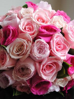 Blumen für Frau Dr O.