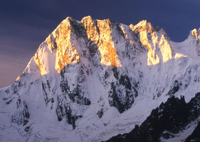 La parete nord delle Grand Jorasse, un pezzo di storia dell'alpinismo