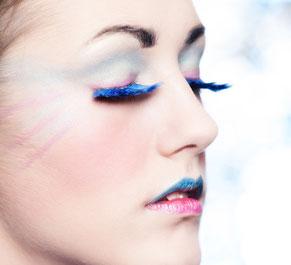 Fantasy Make-up für Jugendliche