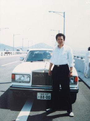 柳川次郎と谷川康太郎の男の哀愁に憧れ、ボンノこと菅谷政雄のヤクザの華を思い描いてロールスロイスに乗った頃の竹垣悟。昭和63年、当時は花も実もある37歳だった。今は人生の黄昏(たそがれ)時になったのだが・・・