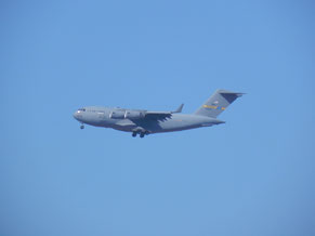 Boeing C-17A Globemaster III (AMC)