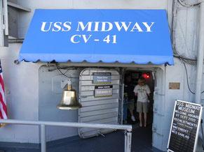 Flugzeugträger USS Midway