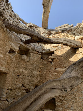 Griechenland, Kreta, Sehenswürdigkeit, Reisebericht, highlight, Urlaub, Charaso, Windmühle, Ruine