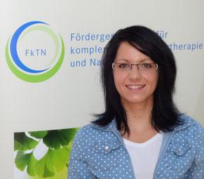 1. Vorsitzende Lena Erdmann