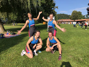 Trainingslager Gardasee 2019