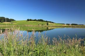 lago y pesca Aydie (vic-bilh / madiran)