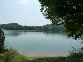 lago y pesca Corbère-Abères / Lembeye (vic-bilh / madiran)