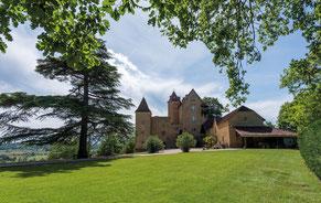 senderismo a pie castillo Arricau-Bordes (vic-bilh/madiran)