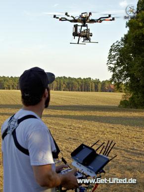 Alexa Mini Drone Germany