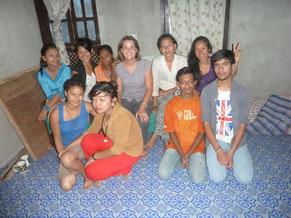 Les jeunes en formation
