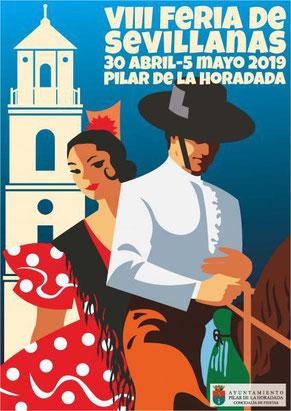 Fiestas en Pilar de la Horadada Feria de Sevillanas