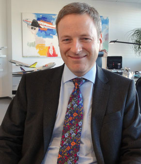 CGN chief Michael Garvens is facing investigations  -  photo: hs