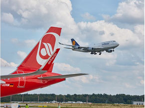 Lufthansa will serve a number of intercont routes operated by Air Berlin up to now