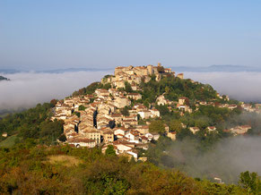 フランス現地在住コーディネーターアレンジ フランスの美しい村ツアー
