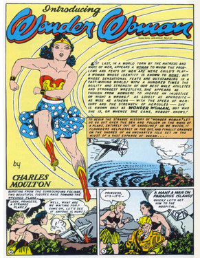 Wonder Woman William Moulton Marston