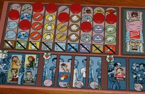 Spielertafel