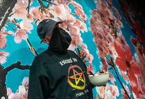 Vandalismus (Fotocredit Maxim Dean)