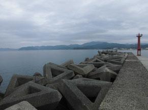 川棚漁港の写真