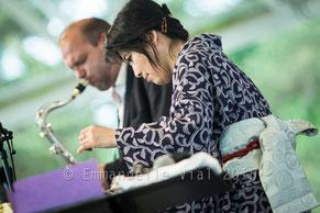 Franck Wolf & Mieko Miyazaki