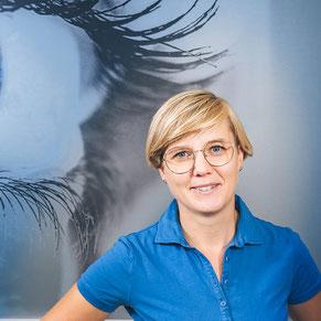 Augenarztpraxis Wundsam | Mag. Romana Weidinger