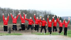 Sieger bei den L-Gruppen: Mainz-Hechtsheim