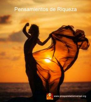 EL SECRETO PARA ATRAER RIQUEZA - PENSAMIENTOS DE RIQUEZA - PROSPERIDAD UNIVERSAL-www.prosperidaduniversal.org