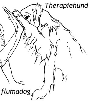 Therapiehund flumadog