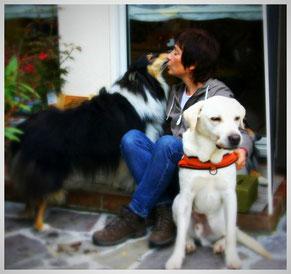Hundeerzieherin Verhaltensberaterin BHV