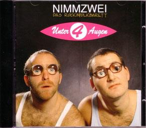 """CD 1991 """"Unter 4 Augen"""""""