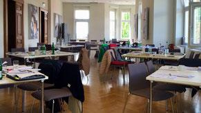 Seminarräume Ditschler Seminare Goslar, BTHG Seminare Hannover, Bremen, Hamburg, Frankfurt, München, Stuttgart, Köln, Bochum