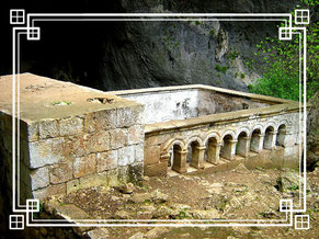 Marien Kirche Silifke Cennet Cehennem Grotten