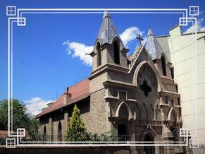 Apostel Paulus Kirche Konya Ikonium