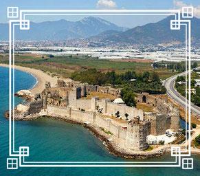 Anamur (Anamurium) Festung