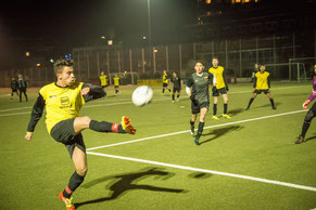 A-Jugend im Spiel gegen FC Alanya. - Foto: r.f.