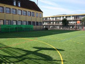 Mehrzweckspielfeld Kunstrasen Lörrach
