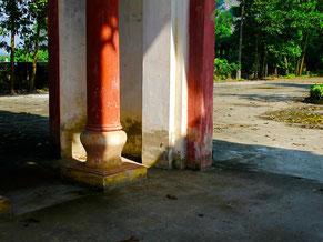Eingang zu einem grossartigen Friedhof