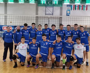 UNDER 18 FIELMANN VOLLEY NOVARA