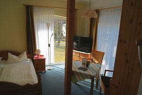 Apartment with a kitchen Pension Waldeck Rügen