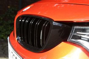 Der BMW wurde einer Premium Aufbereitungunterzogen