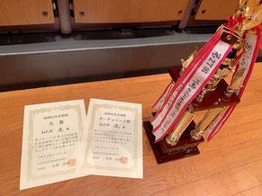 高津区民音楽祭で大賞とオーディエンス賞をW受賞しました。