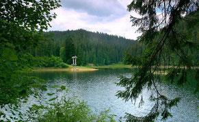 Национальный природный парк «Святые горы»